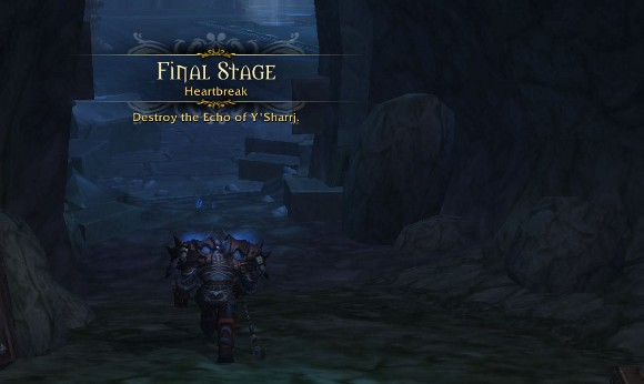 Patch 53 PTR Dark Heart of Pandaria scenario