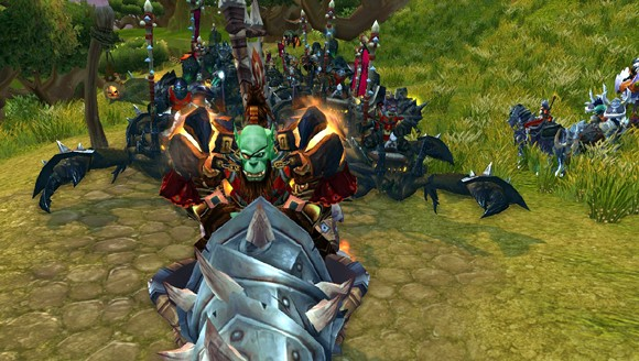 Massive crossrealm gathering successfully unites players from a halfdozen realms