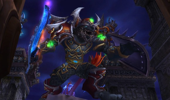 Should you play a warrior in WoW?