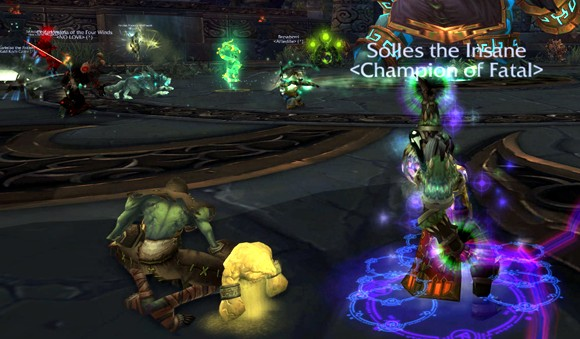 Collaring a new line of business thanks to WoW