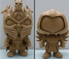 Collectables and more announced by Blizzard at ComicCon
