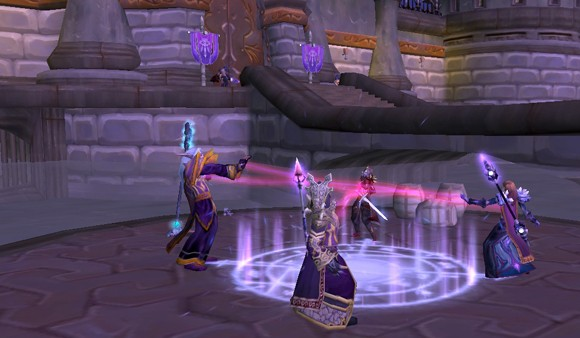 RP Inside the Kirin Tor 'There are specialists for everything, I suppose'