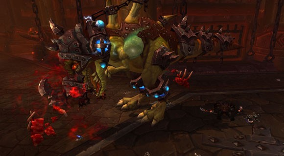 Blood Pact 'Lock loot in Siege of Orgrimmar MON
