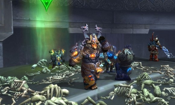 Blood Pact Fewer drastic changes, loot still developing MON