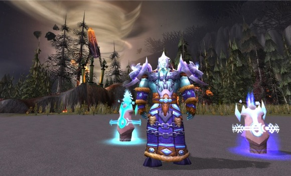 Should you play a shaman in WoW