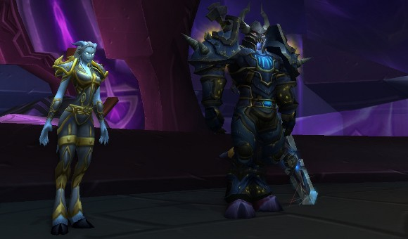 The Velen Problem Why the draenei need dissent