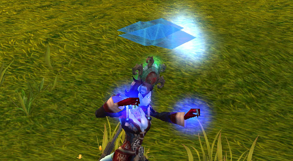 Arcane Brilliance State of the mage in 54 Fri 2709