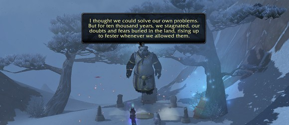 Know Your Lore The haunting refrain of the Mists of Pandaria