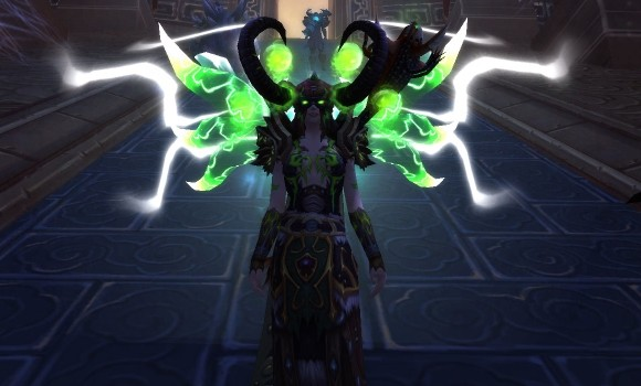 Blood Pact Warlock stats in patch 54 MON