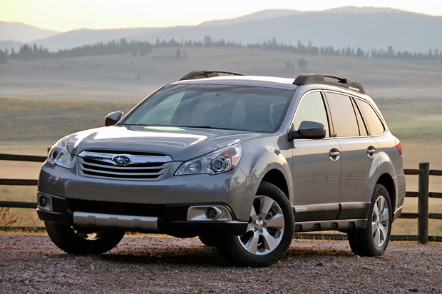 Subaru a historic two-timer as Outback wins Motor Trend SUV of the Year award