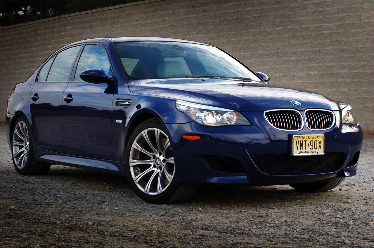 REPORT: BMW M5 dropping V10 for turbo V8