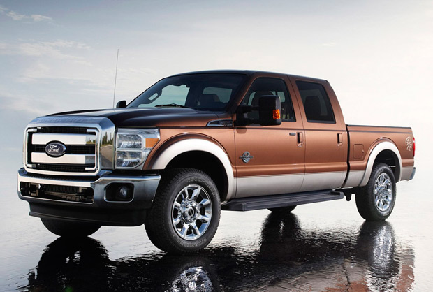 2011 Ford Super Duty debuts at Texas State Fair