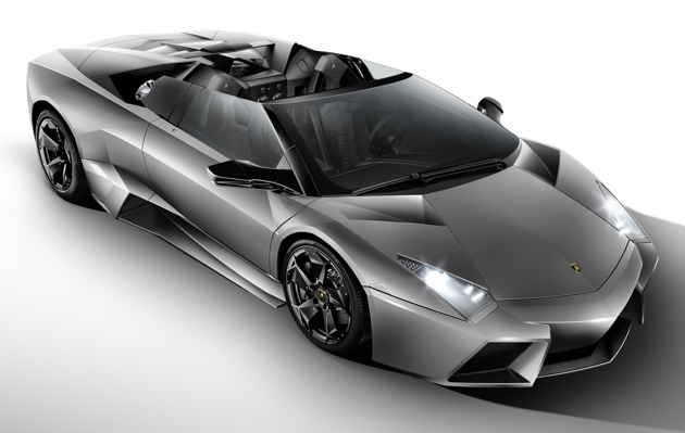 Officially Official: Lamborghini reveals Reventon Roadster