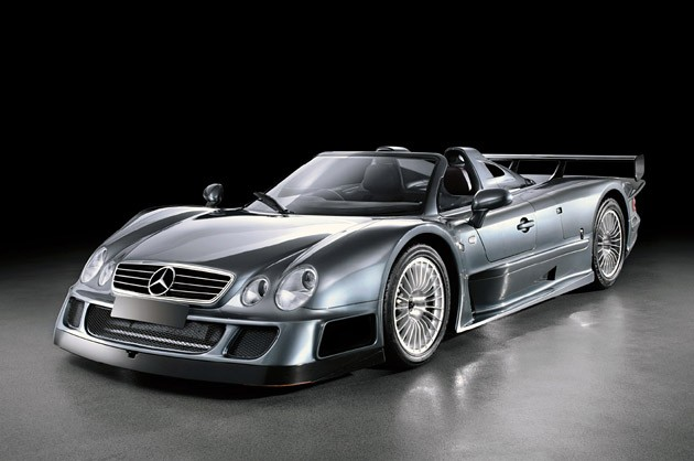 Pair of Mercedes-Benz CLK GTR road cars to be auctioned by RM in London