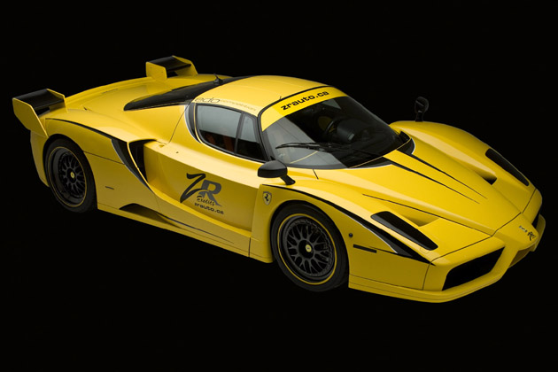 edo competition converts Enzo into roadgoing 840 horsepower FXX Evolution