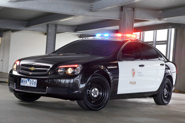 Pics Aplenty plus VIDEO: Chevrolet Caprice PPV on patrol