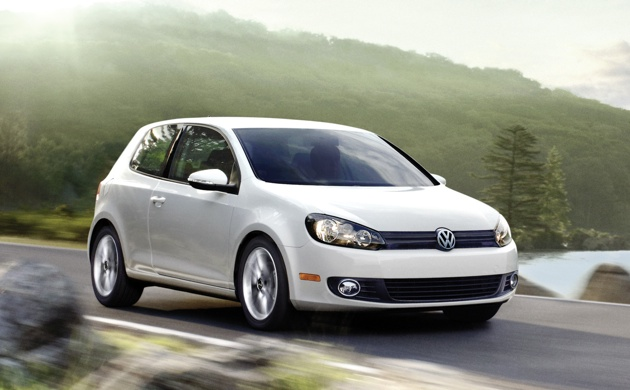 Officially Official: VW releases details on 2010 Golf, TDI up to 42 mpg hwy!