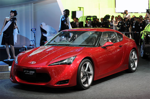 REPORT: Convertible Toyobaru FT-86 in the works