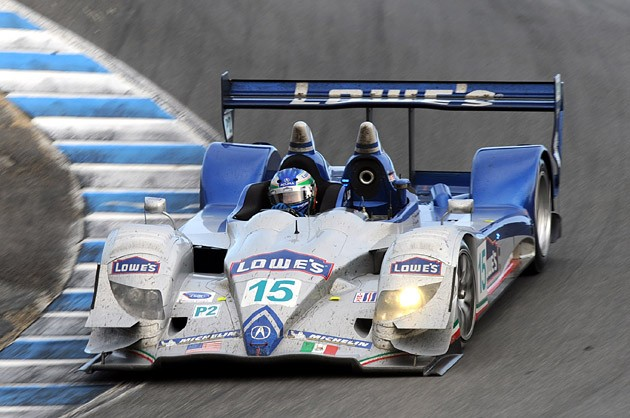 Acura LMP2 car to campaign at 2010 24 Hours of LeMans