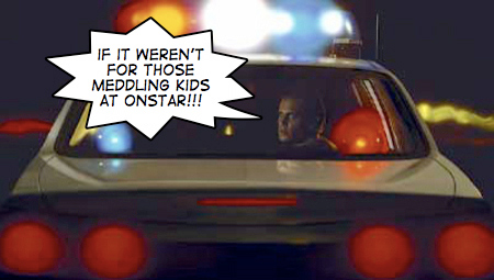 【Autoblog】OnStar prevents its first high-speed chase