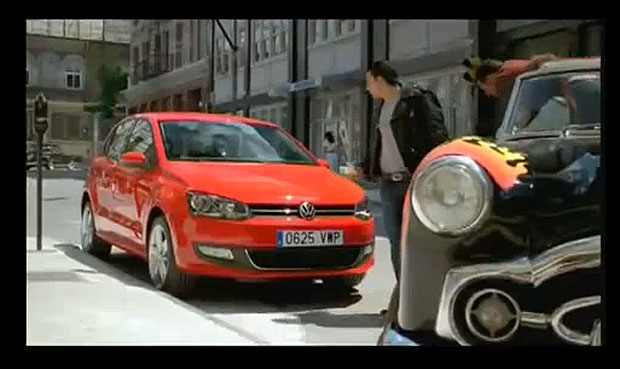 VIDEO: VW channels Back to the Future, Grease for new Polo ad