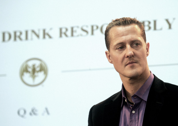 Rum Runner: Schumacher bides his time driving for Bacardi