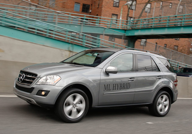 Mercedes-Benz ML450 Hybrid 4Matic not for sale, lease only