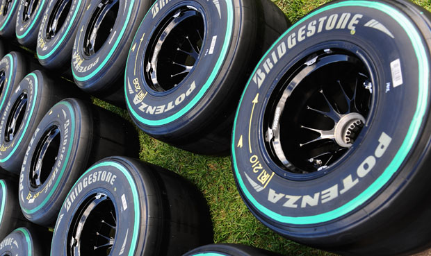Bridgestone to withdraw as official tire supplier of Formula One