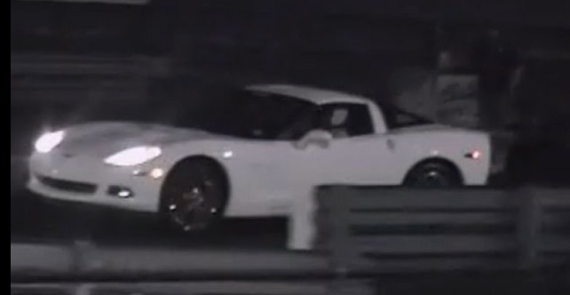 VIDEO: Drag racing Chevy C6 Corvette owner shoulda bought a ZR1