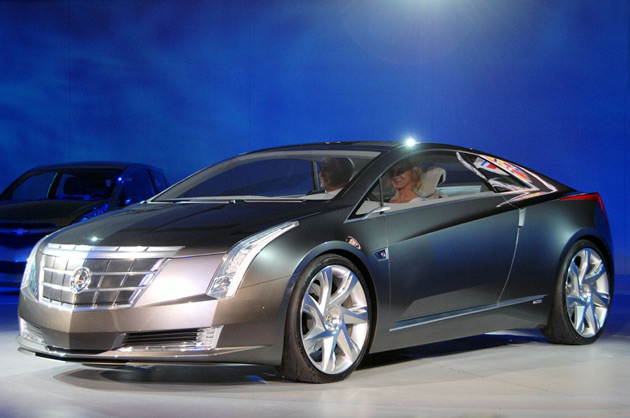 BREAKING: Detroit News says GM will build Cadillac Converj