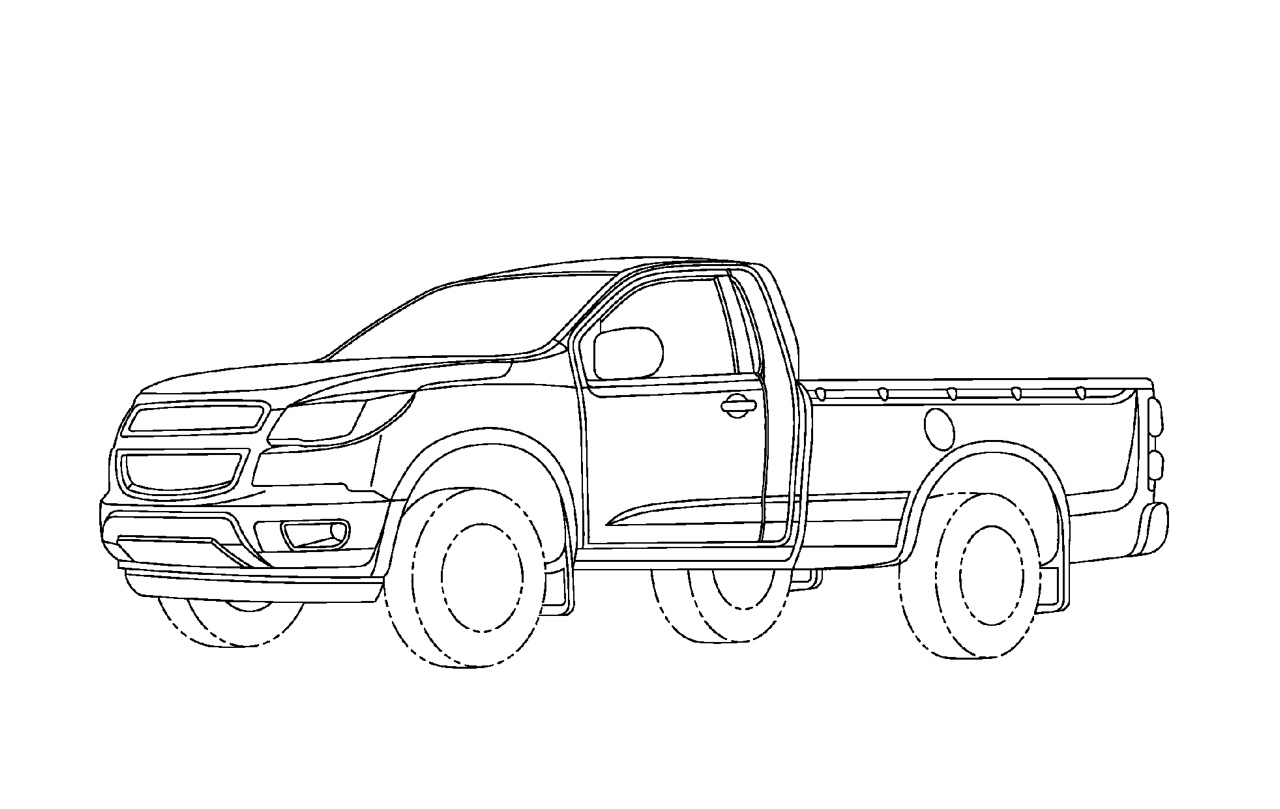 The gallery for --> Dodge Cummins Drawings