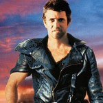 Mel Gibson as 'Mad Max'