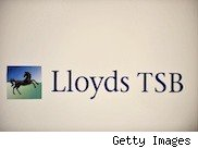 Picture of the Lloyds logo