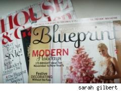 blueprint and house & garden both go out of print