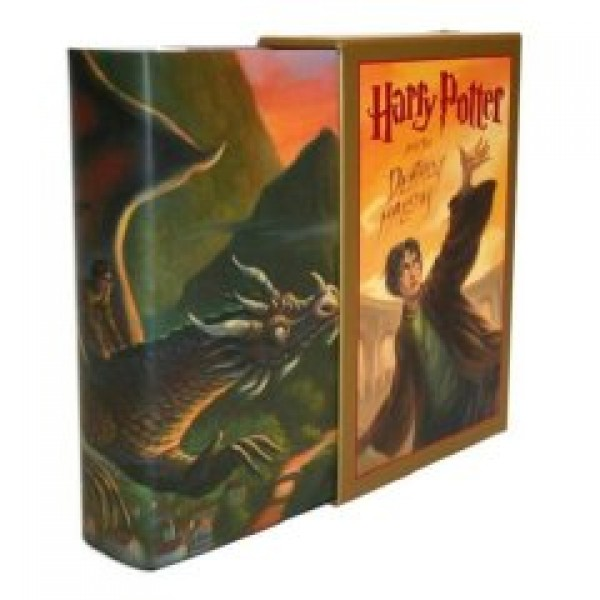 book report on harry potter and the deathly hallows