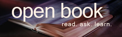 open book graphic