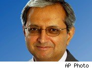 Vikram Pandit. citigroup-ceo-100-million-pay-excessive