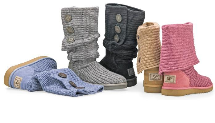 And if you're going to want one on a pair of UGG Australia brand boots (actually a U.S. company called Deckers Outdoor) you better be pretty careful about ...