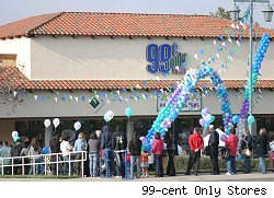 The Wealthy Discover 99 Cent Only Stores For Everyday Needs