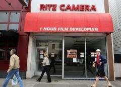 Ritz camera saved ... by a Ritz, of course - AOL Finance