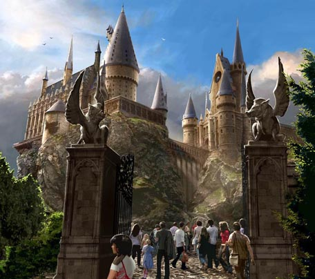 harry potter universal