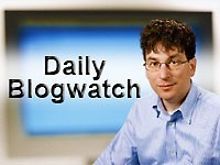 Daily Blogwatch's James Altucher points out some of the best reads for investors around the Web