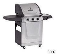 One of the recalled grills.