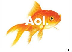 AOL first-quarter earnings