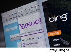 Yahoo, Microsoft Search Advertisers May See Rate Hike