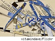 cut-up credit card