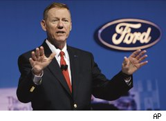 Ford CEO Alan Mullaly