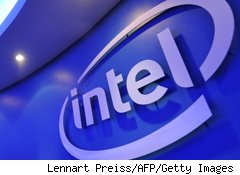 Intel first-quarter earnings