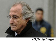 Bernie Madoff committed massive fraud against his investors