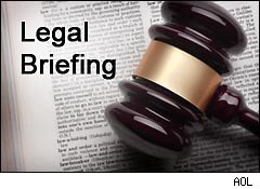 Legal Briefing graphic